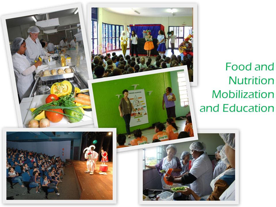 Food and Nutrition Mobilization and Education