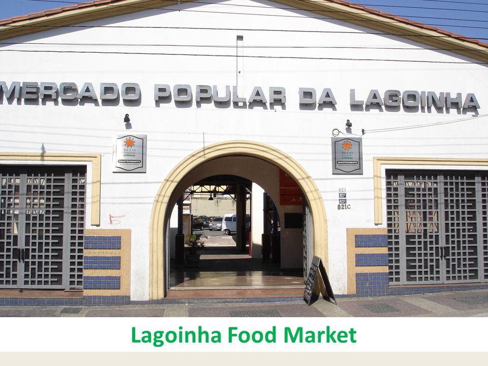 Lagoinha Food Market