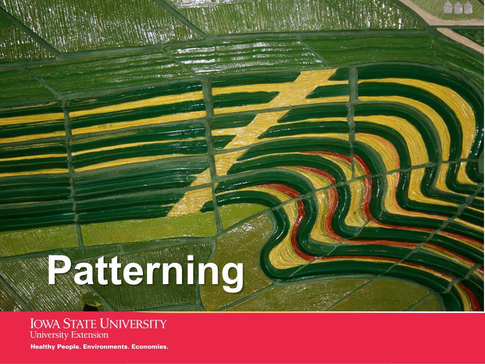 MANAGING Tough Times Patterning
