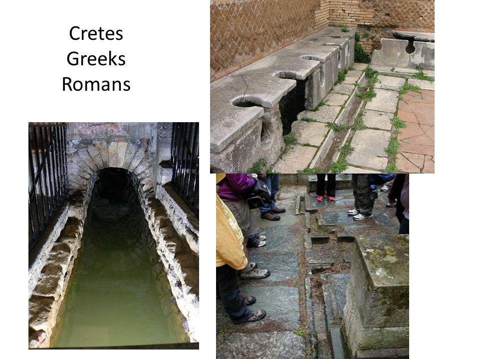 Cretes Greeks Romans
