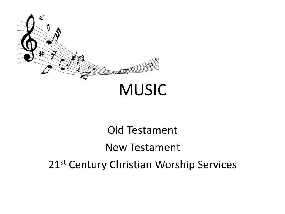 Church Music Stories