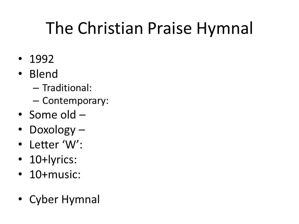 10. Music is one element of worship. John 4:23,24; 2 Timothy 4:2 Christian Worship