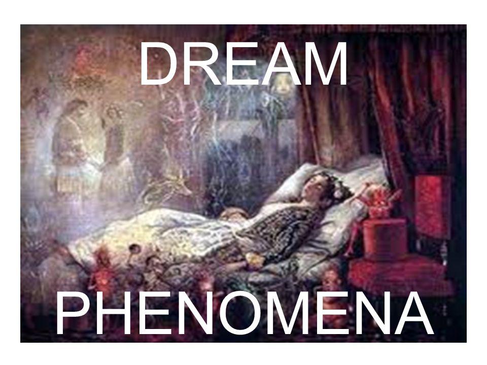 DREAM PHENOMENA