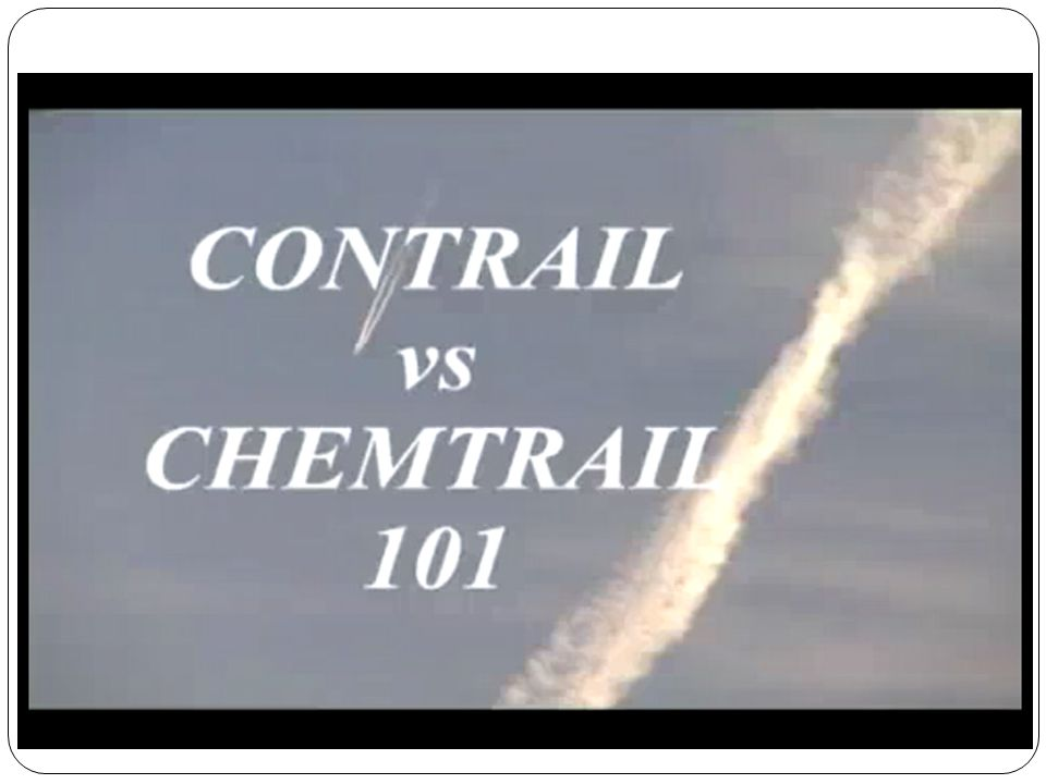 Contrails vs Chemtrails Contrails are made of frozen water vapor and last only minutes before they disperse Chemtrails are made of Chemicals and last for hours, filling the sky with streaks, patterns, and soon thereafter, a white haze
