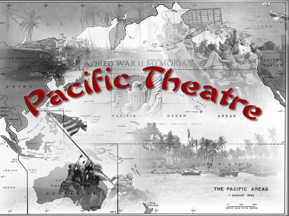 Timeline December 7, 1941 - Japanese bomb Pearl Harbor, Hawaii.