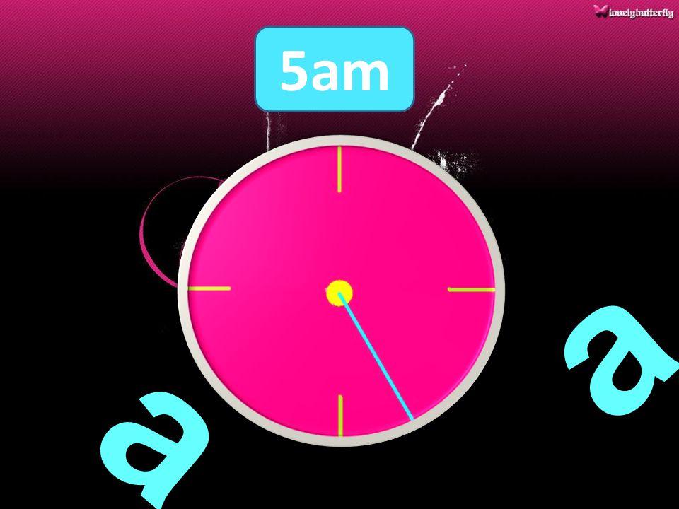 5am amam amam