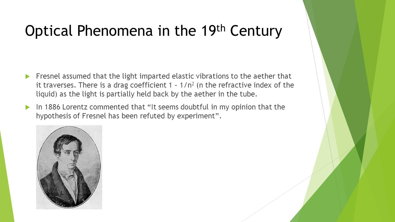 Electromagnetic theory in the late 19 th Century  In an 1892 paper Lorentz used electron theory to explain certain properties of matter such as conduction of electricity and heat and of dielectric behaviour.