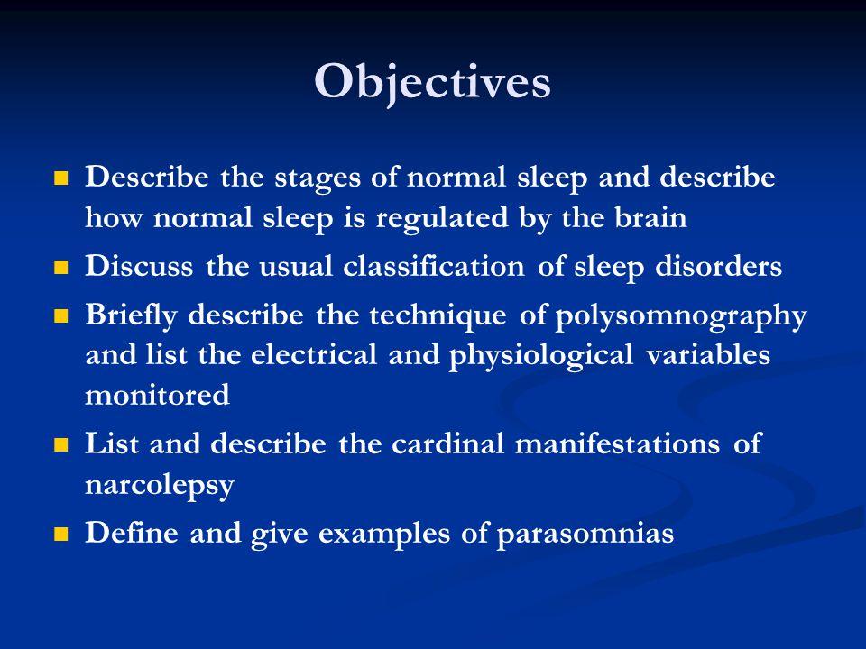 How Do We Measure Sleep in the Laboratory.
