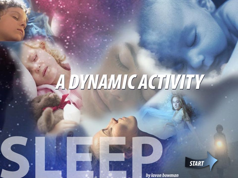 Sleep A Dynamic Activity Do you ever feel sleepy or zone out during the day.