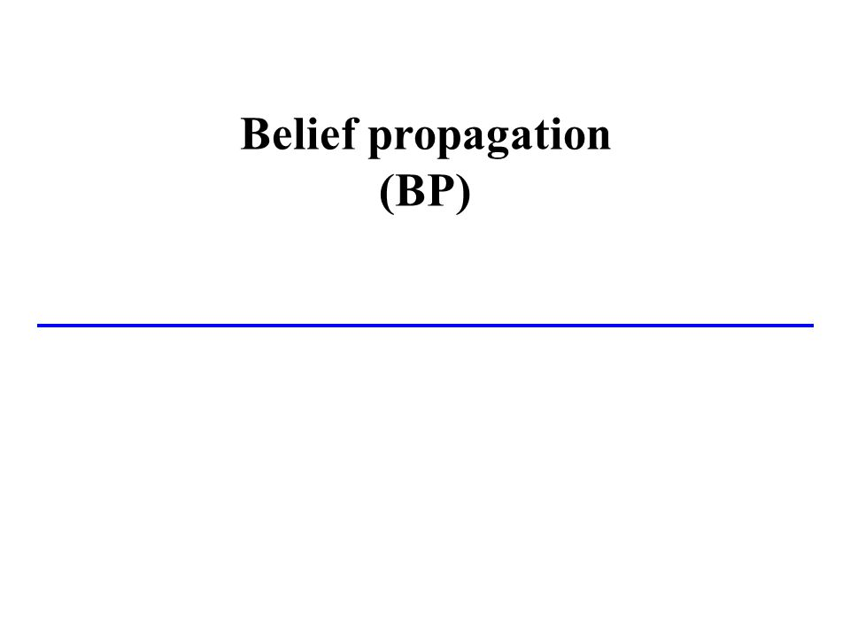 Lower bound on the energy function E Energy function with discrete variables E E LP relaxation Linear Programming relaxation Energy minimization: NP-hard problem Relax integrality constraint: x p  {0,1}  x p  [0,1] –LP relaxation [Schlesinger'76,Koster et al.'98,Chekuri et al.'00,Wainwright et al.'03] Try to solve dual problem: –Formulate lower bound on the function –Maximize the bound