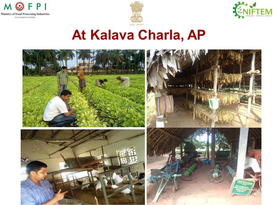 At Kalava Charla, AP