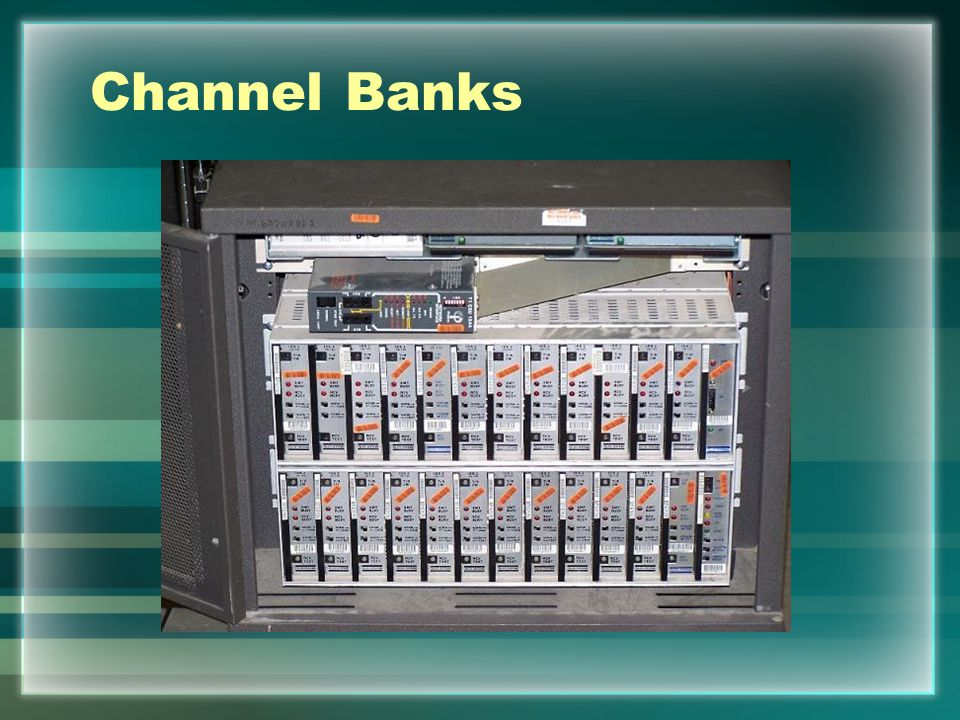 Channel Banks