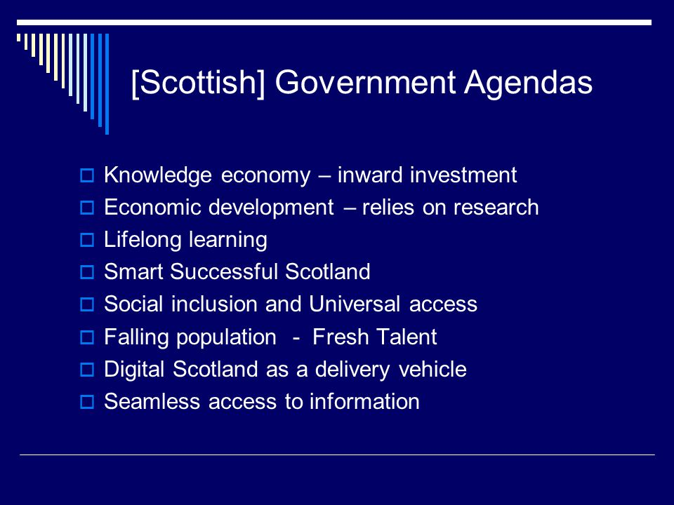 Research Funding in Scotland Source: Universities Scotland  wins 12% of the total UK funding council resources for research  wins 12% of the research councils resources for research  wins 13% of government research departments resources for research  wins 12% of the EU research resources spent in the UK.