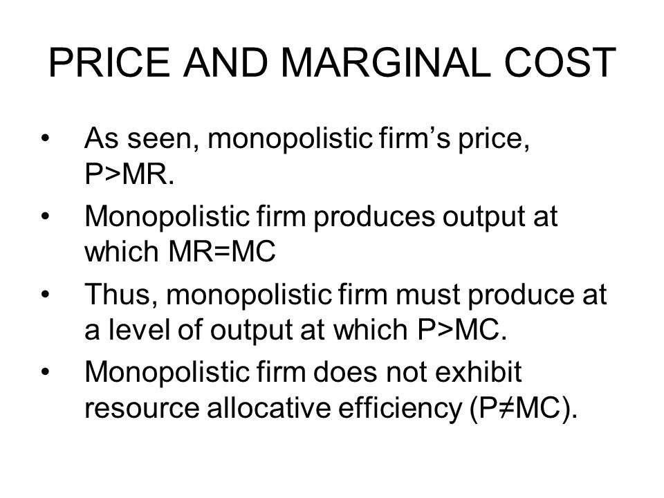 SHORT-RUN PROFIT MAXIMIZATION Profit-Maximizing Output: Additions to firm's profit are positive as long as the MR received from the sale of an additional unit of output exceeds the MC incurred in producing that unit.