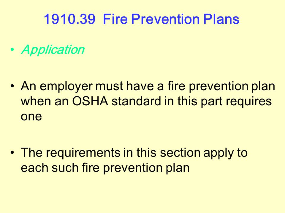 (f) Review of emergency action plan. An employer must review the... EAP... with each employee covered by the plan: (1) When the plan is developed or t