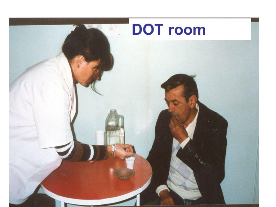 35 DOT room