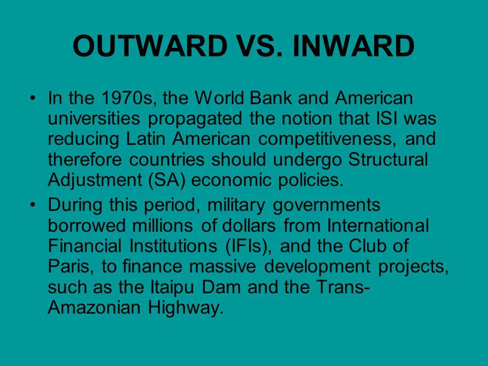 OUTWARD VS.