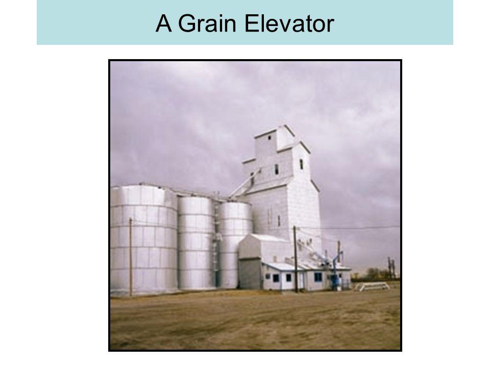 A Grain Elevator