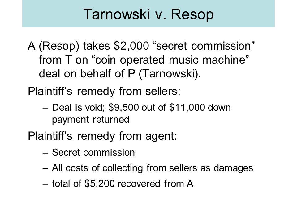 Tarnowski v.