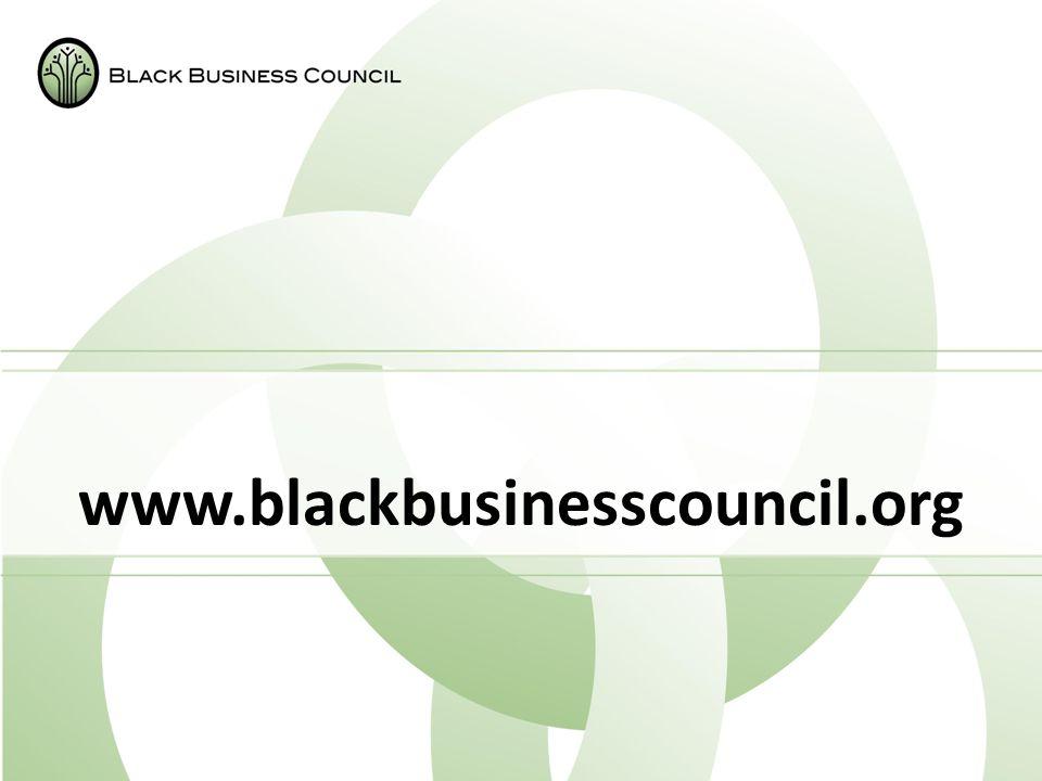 www.blackbusinesscouncil.org