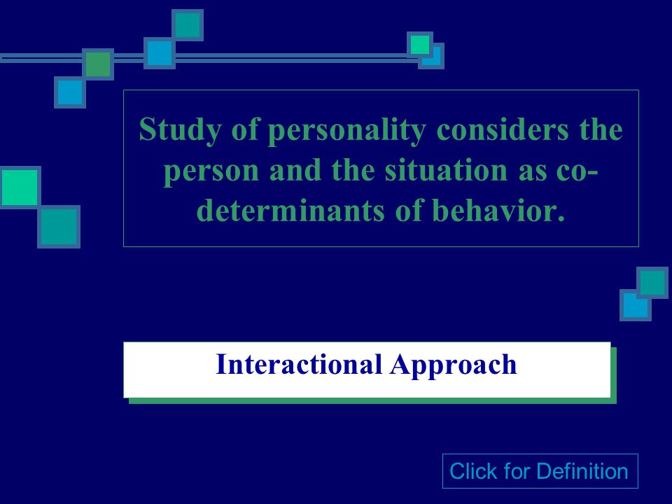 Click for Definition Interactional Approach