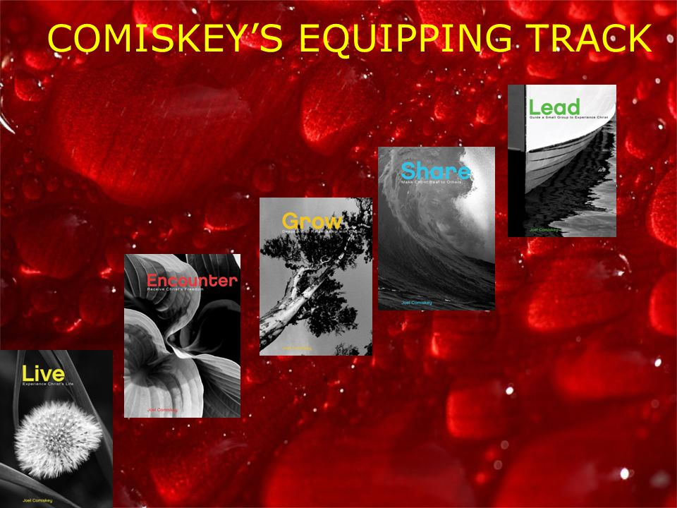 COMISKEY'S EQUIPPING TRACK