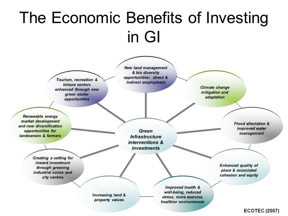 The Economic Benefits of Investing in GI ECOTEC (2007)