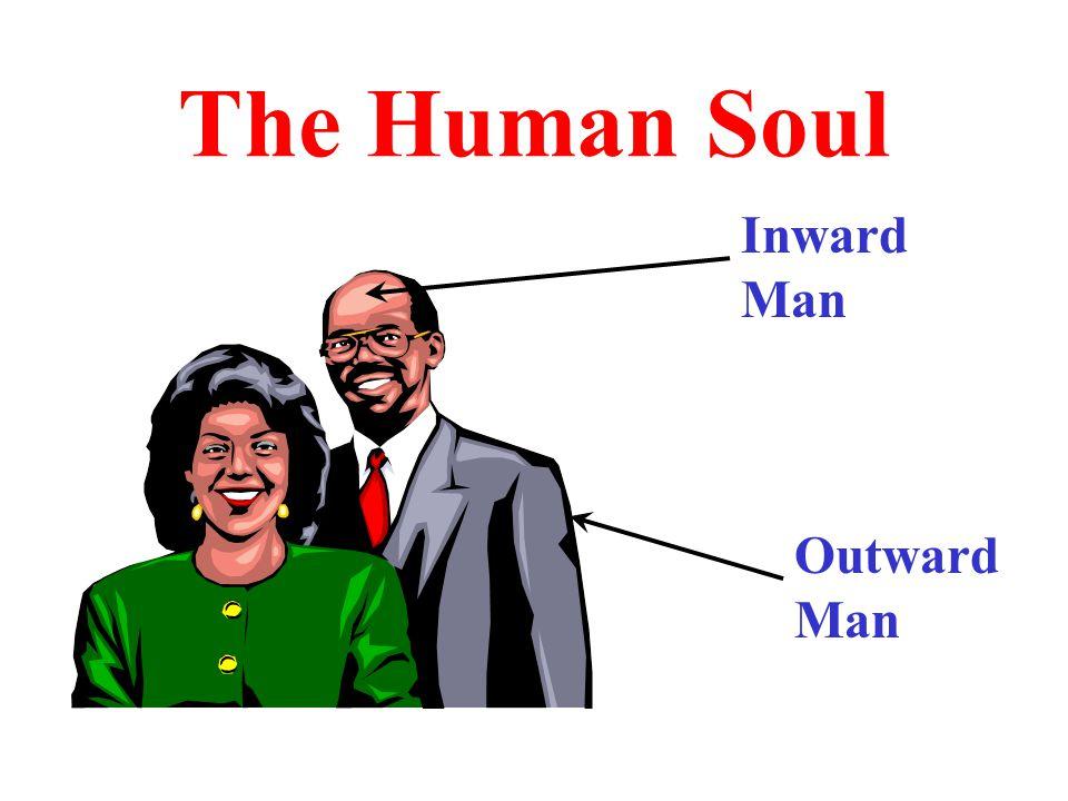 The Human Soul Outward Man Inward Man