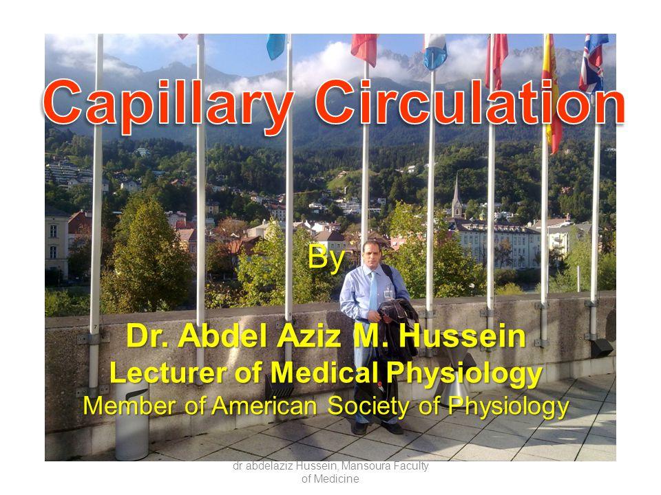 By Dr. Abdel Aziz M.