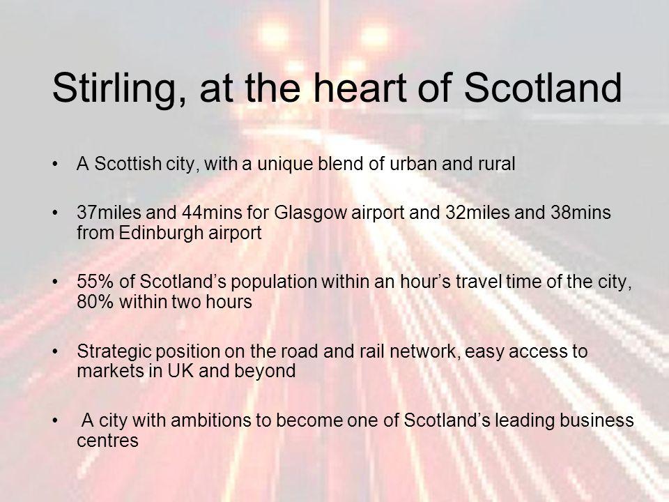 Stirling Scotland's Heart