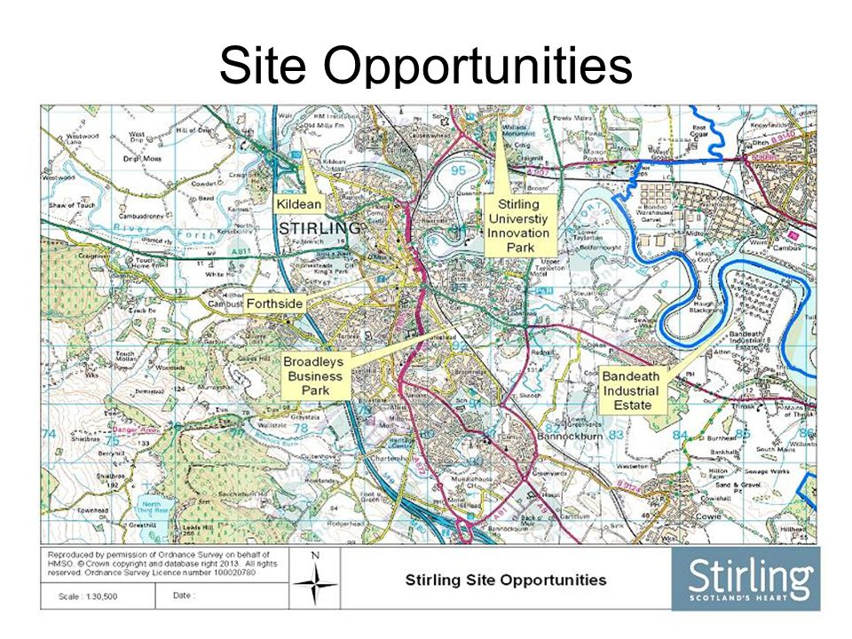 Site Opportunities