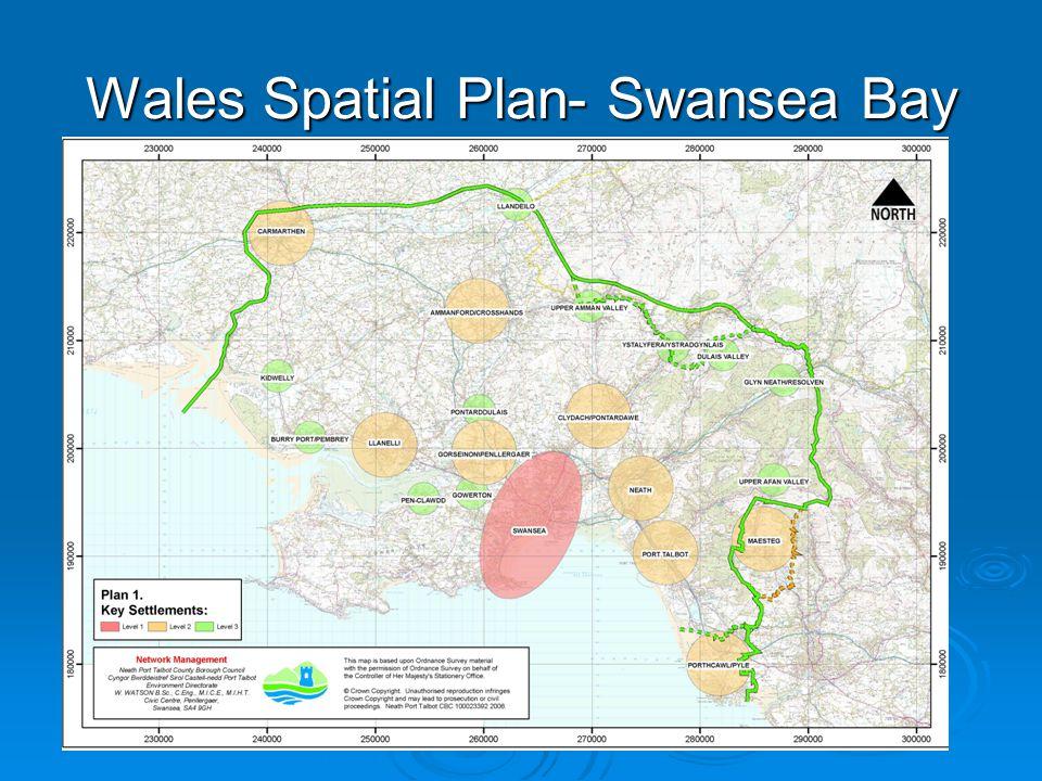 Wales Spatial Plan- Swansea Bay