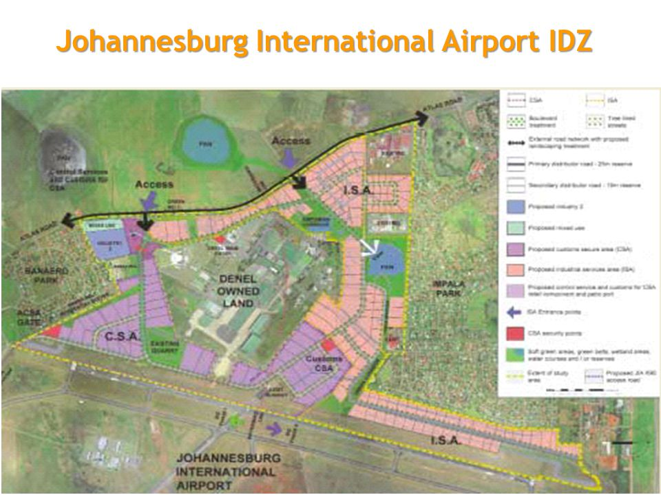 38 Johannesburg International Airport IDZ