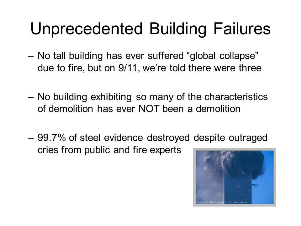 The computer tests – global response NCSTAR 1-6D, NCSTAR 1-6E locations and magnitudes of pull-in forces were not accurately simulated pull-in forces were applied in some locations where the full floor analyses did not predict the development of such behavior sagging of floors in such a wide range over fire floors was not predicted by the full floor model analyses With the thermally equivalent 2.2 in.