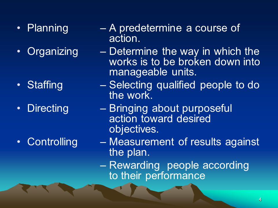 Entrepreneur (Visionary, Leader) Leadership style Leads by providing a vision of how things might be in the future.