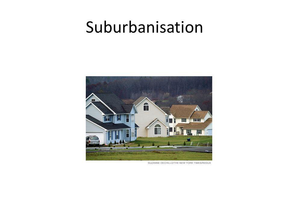 Suburbanisation