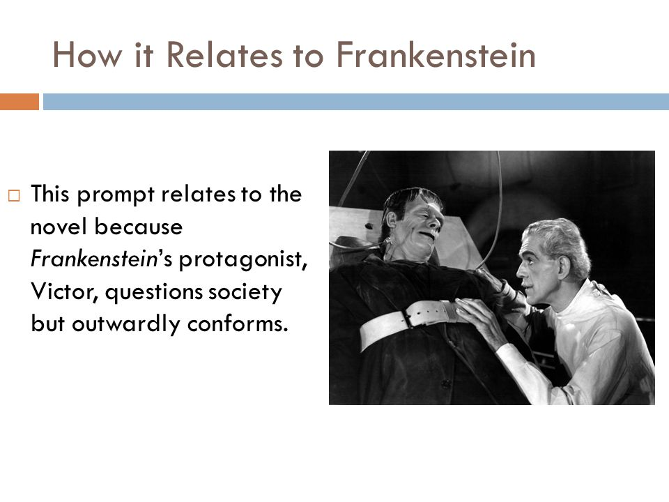 frankstein essay Ap lang- frankenstein essay - free download as word doc (doc), pdf file (pdf), text file (txt) or read online for free.