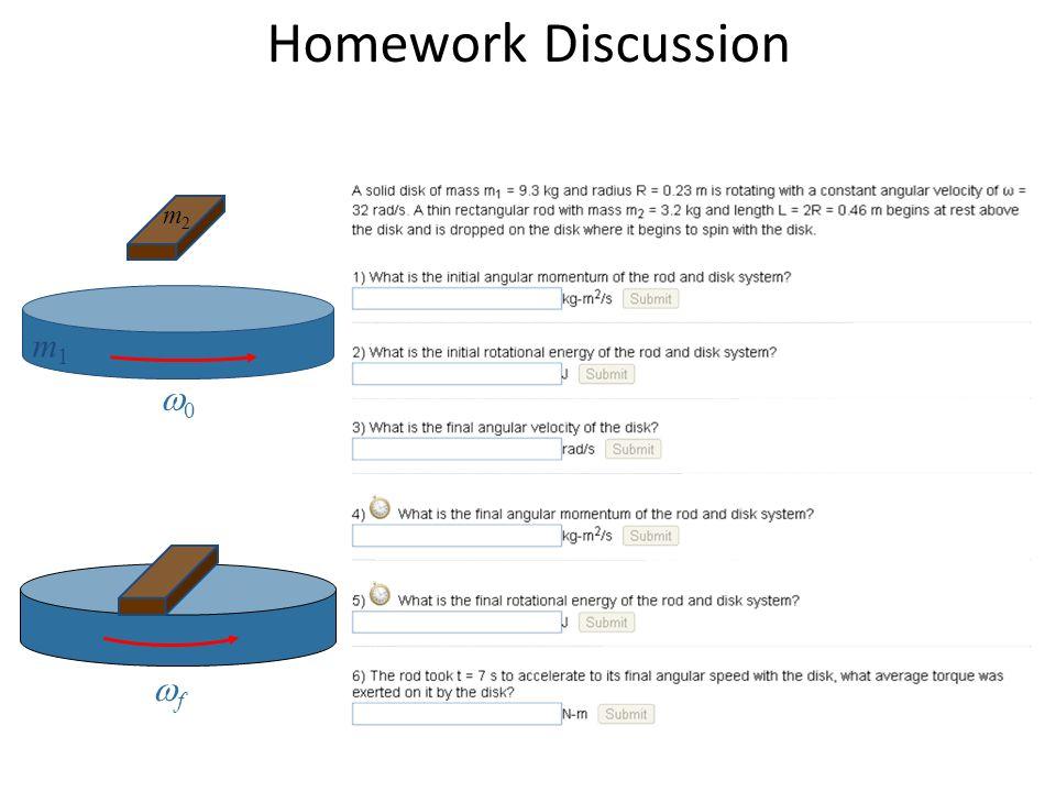Homework Discussion m2m2 m1m1 00 ff
