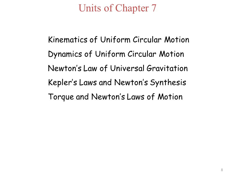 Kepler's Laws and Newton s Synthesis Kepler's laws describe planetary motion.
