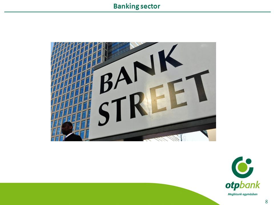Source: ECB, OTP research Banking sector - Assets Aggregated assets of the banking sectors (bln EUR, December 2012) 9