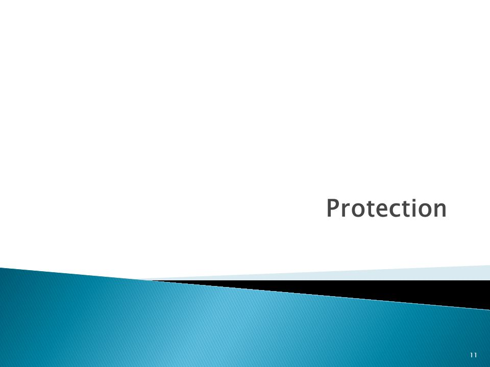 Protection 11