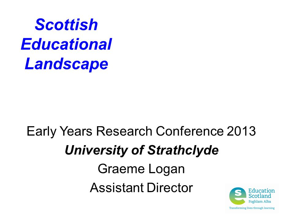 Overview Policy landscape Early years policy developments Inspection evidence on early years Challenges and next steps