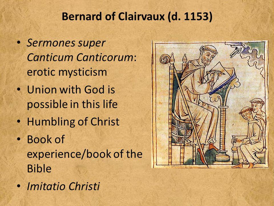 Bernard of Clairvaux (d.