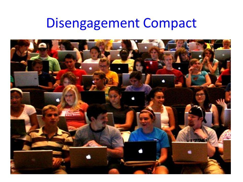 Disengagement Compact