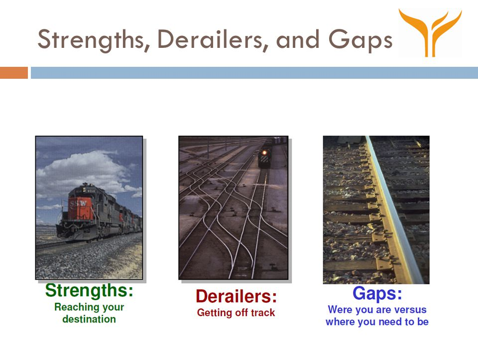 Strengths, Derailers, and Gaps