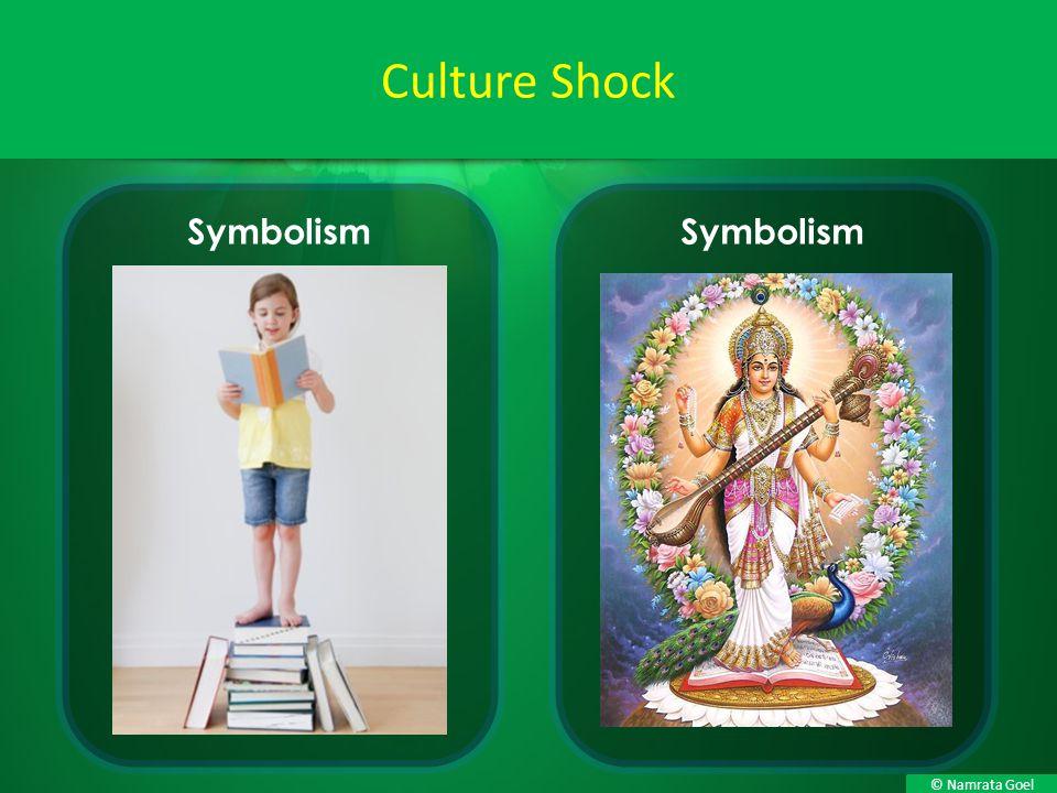 © Namrata Goel Culture Shock Symbolism