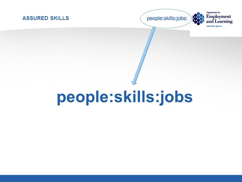 ASSURED SKILLS people:skills:jobs
