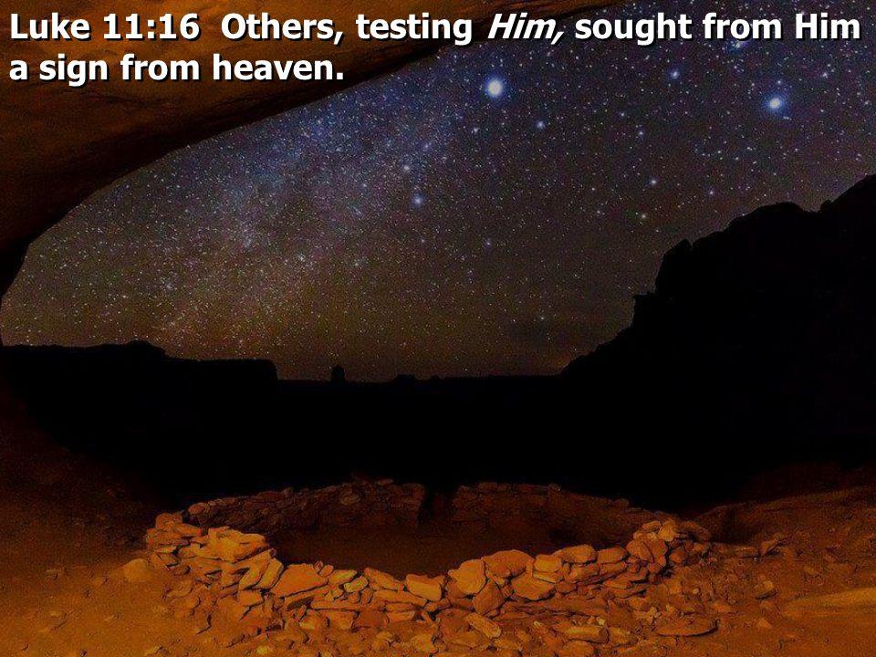 Luke 11:42 But woe to you Pharisees.