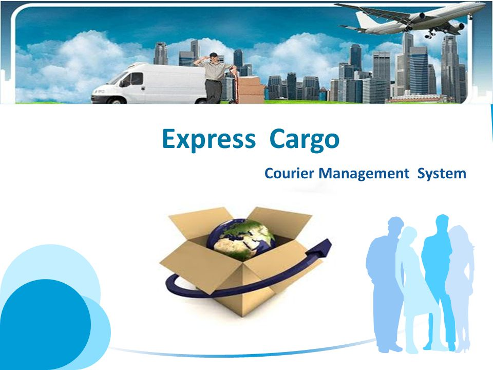 Express Cargo Courier Management System