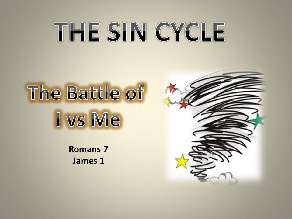 Romans 7 James 1